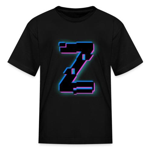 Glitchy Z - Kids' T-Shirt