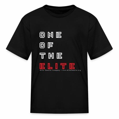 8bit of the Elite - Kids' T-Shirt
