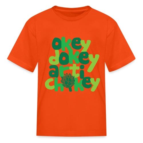 Okey Dokey Artichokey - Kids' T-Shirt
