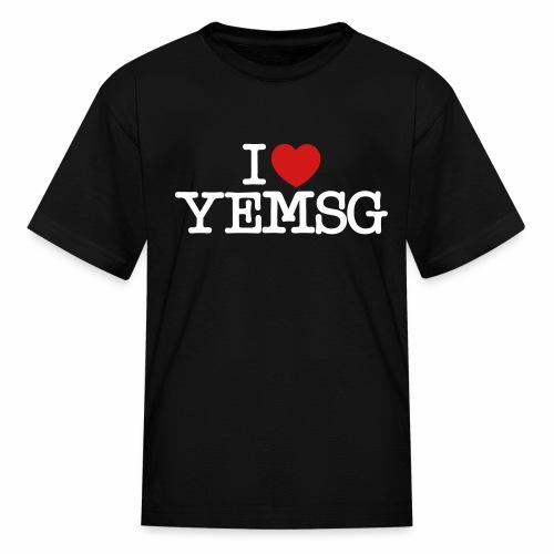iheartyemsg - Kids' T-Shirt