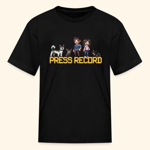 Pixel Art - Kids' T-Shirt
