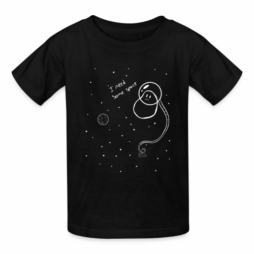 Potato in Space - Kids' T-Shirt