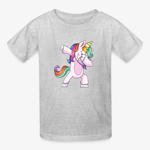 DABBING UNICORN Kid - Kids' T-Shirt