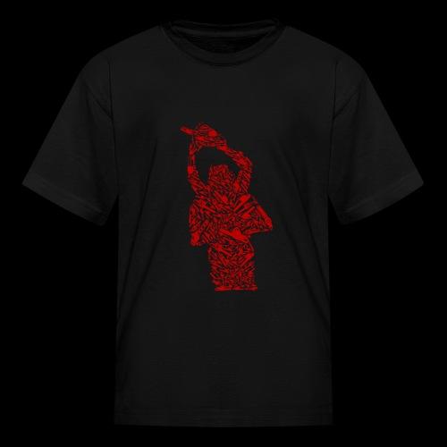 Chainsaw of Chainsaws | Halloween Horror Killer - Kids' T-Shirt