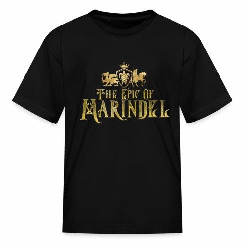 Marindel Logo - Kids' T-Shirt