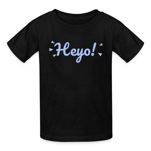 Heyo! - Kids' T-Shirt