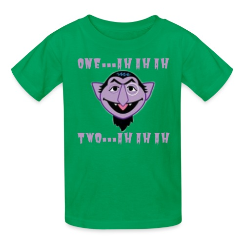 Count Two Count - Kids' T-Shirt