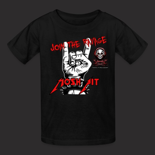 Mosh Pit Merch - Kids' T-Shirt