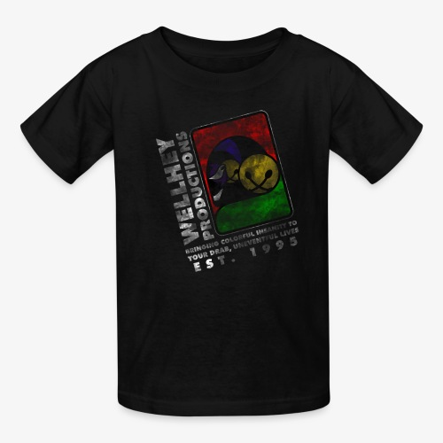 WHP Back Design 2 Kids' Shirts - Kids' T-Shirt