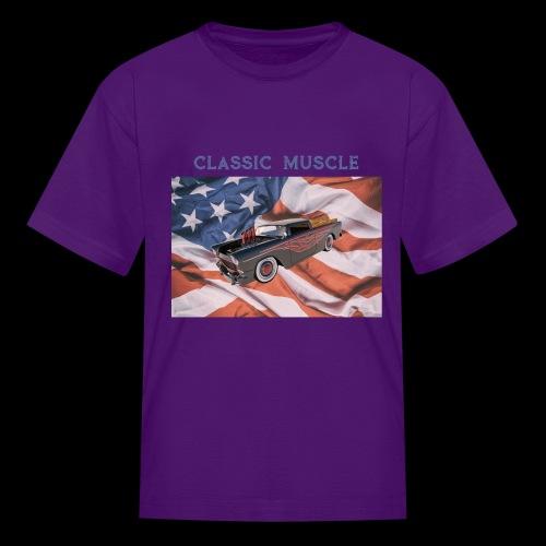 CLASSIC MUSCLE - Kids' T-Shirt