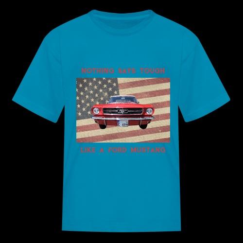Mustang Tough - Kids' T-Shirt
