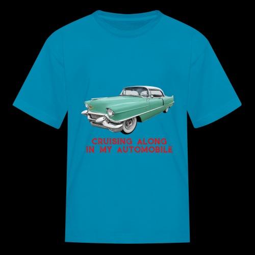 CRUISING ALONG - Kids' T-Shirt