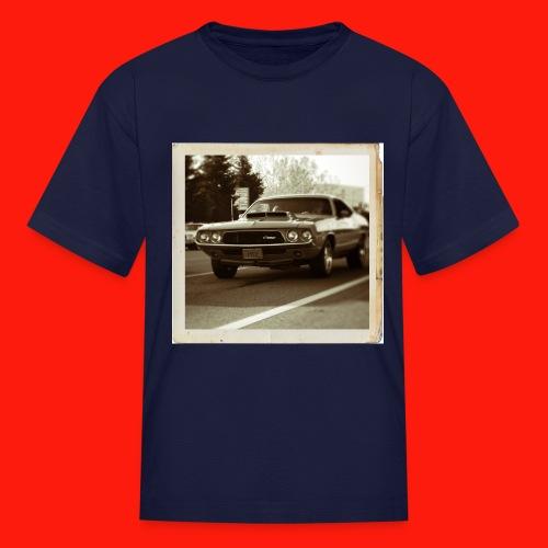 charger Kids' Shirts - Kids' T-Shirt