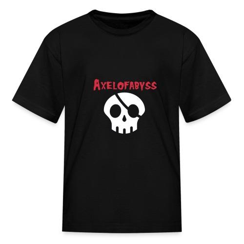Skull pirate - Kids' T-Shirt