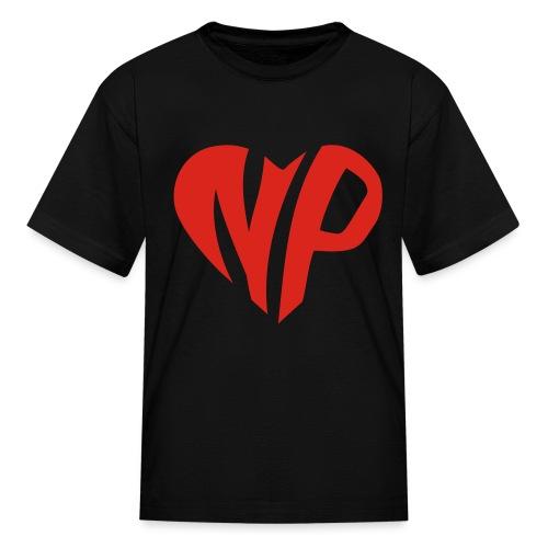 np heart - Kids' T-Shirt