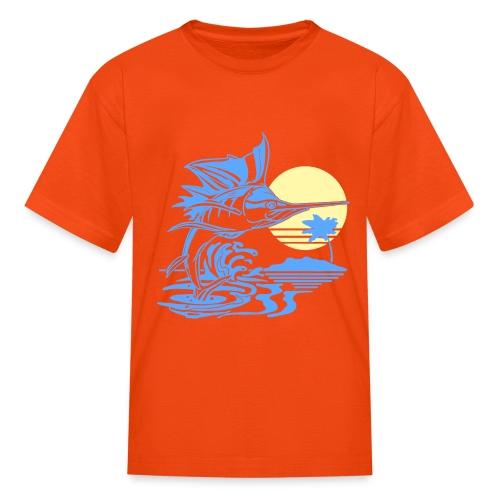 Sailfish - Kids' T-Shirt