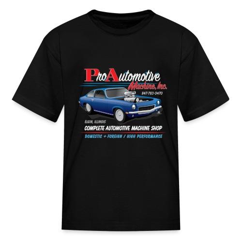 ProAutoTeeDesign062317fin - Kids' T-Shirt