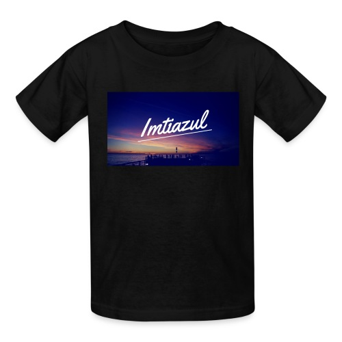 Copy of imtiazul - Kids' T-Shirt