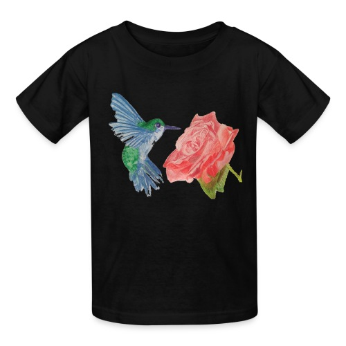 Hummingbird - Kids' T-Shirt
