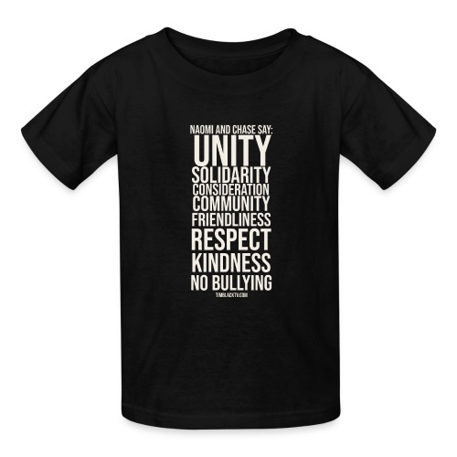 Stop Bullying - Kids' T-Shirt