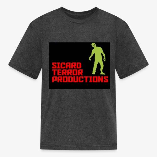 Sicard Terror Productions Merchandise - Kids' T-Shirt