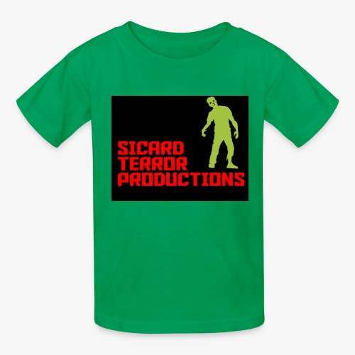 Sicard Terror Productions Merchandise - Kids' T-Shirt