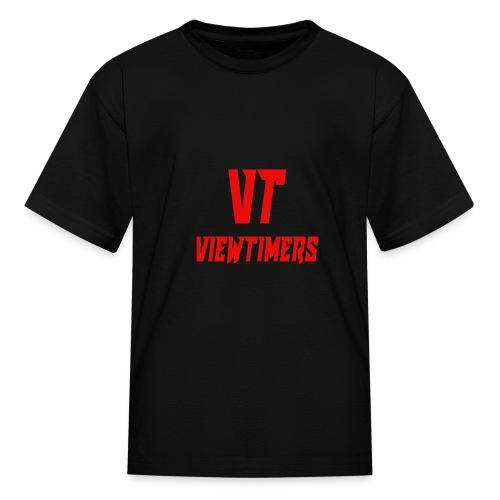 ViewTimers Merch - Kids' T-Shirt