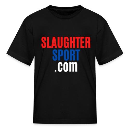 SLAUGHTERSPORT.COM - Kids' T-Shirt