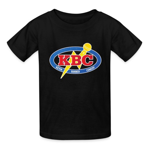 Kevin Banner Comedy - Kids' T-Shirt