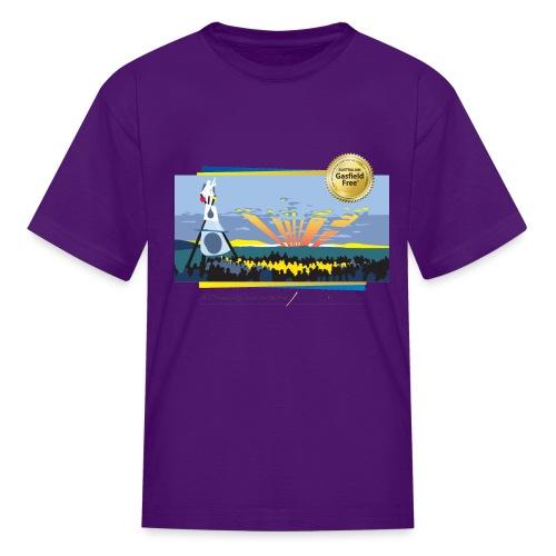 Bentley Blockade - Kids' T-Shirt