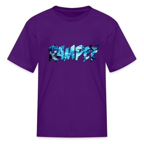 Blue Ice - Kids' T-Shirt