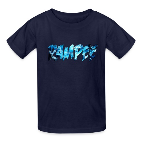 Blue Ice - Kids' T-Shirt