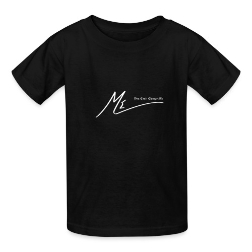 You Can't Change Me - The ME Brand - Kids' T-Shirt