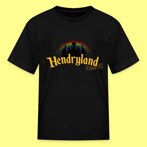 HENDRYLAND logo Merch - Kids' T-Shirt