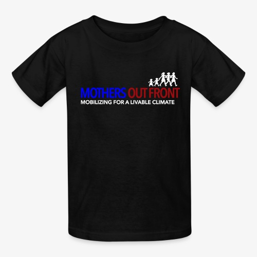 Mothers Out Front Logo - Kids' T-Shirt