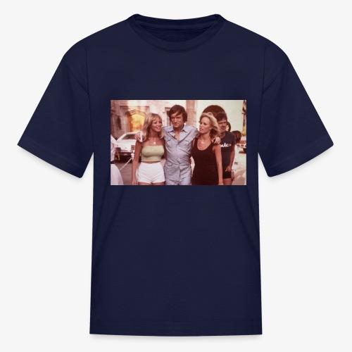 Hugh Hefner - Kids' T-Shirt
