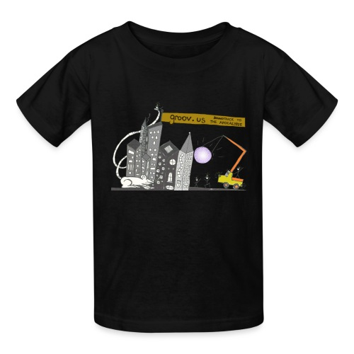 groovus - Kids' T-Shirt