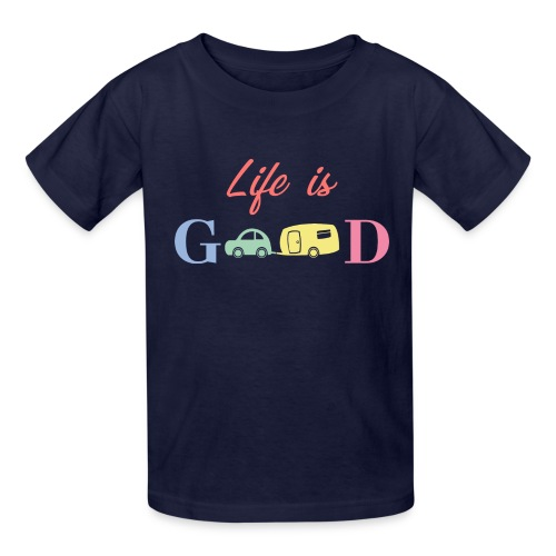 Life Is Good - Kids' T-Shirt