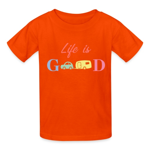 Life Is Good - Kids' T-Shirt