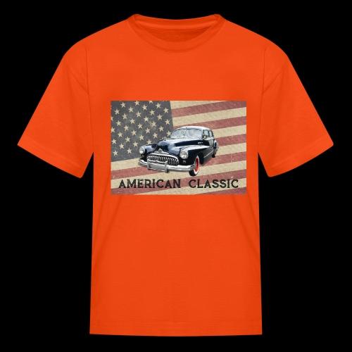 Classic Buick - Kids' T-Shirt