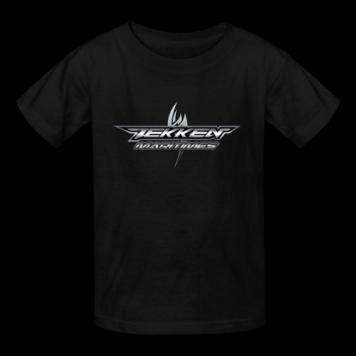 Tekken Maritimes Logo transparent - Kids' T-Shirt