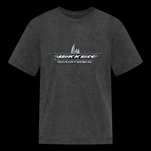 Tekken Maritimes Logo transparent - Kids' T-Shirt