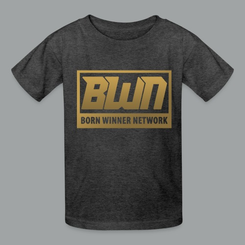 BWN (Gold) - Kids' T-Shirt
