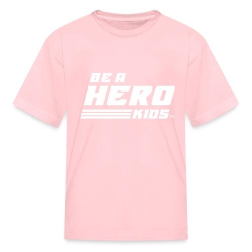 BHK secondary white TM - Kids' T-Shirt