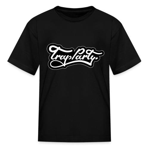 Kids Trap Party - Kids' T-Shirt