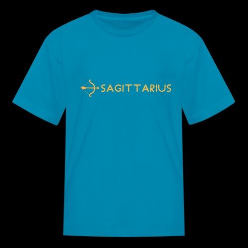 Sagittarius - Kids' T-Shirt