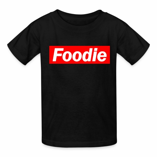 Foodie - Kids' T-Shirt