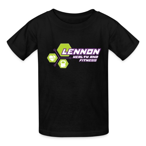 Lennon Health n Fitness Signature range - Kids' T-Shirt