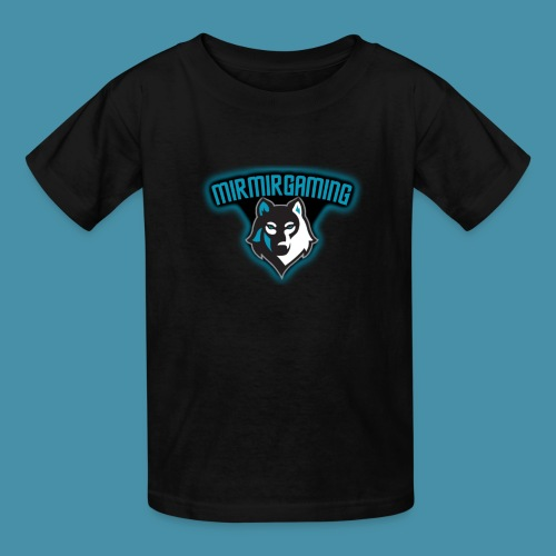 mirmirgaming shirt with logo - Kids' T-Shirt