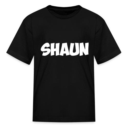 Shaun Logo Shirt - Kids' T-Shirt